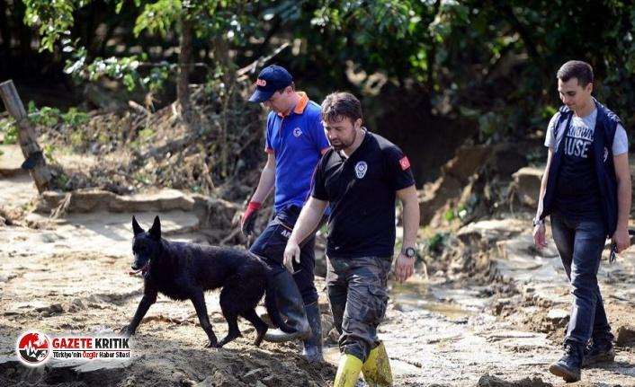 Düzce'de 1 kişinin daha cansız bedenine ulaşıldı, kayıp 5 kişi aranıyor