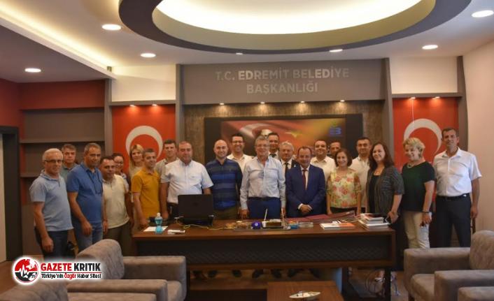Edremit Belediyesi ile Tüm Yerel-Sen arasında toplu sözleşme imzalandı