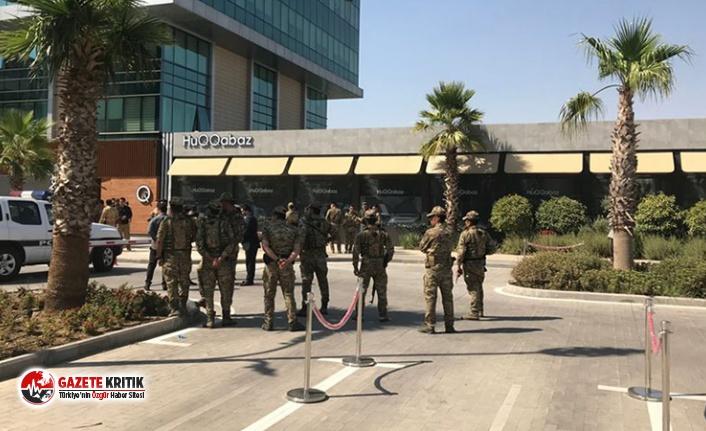 Erbil'de restorana saldırı: Bir Türk diplomat...