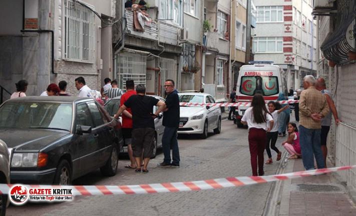 Fatih'te Çinli kadının boğazını kesip evini...
