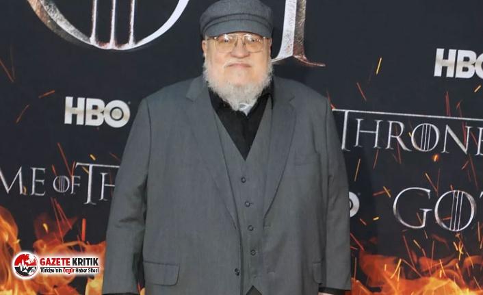 George R.R. Martin'den Game of Thrones'un öncesini konu alan diziye ilişkin açıklama