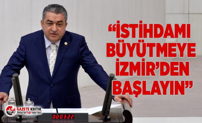"""""""GÜNLÜK POLİTİKALAR SİZİ KURTARMAZ, ÇALIŞMAYAN..."""