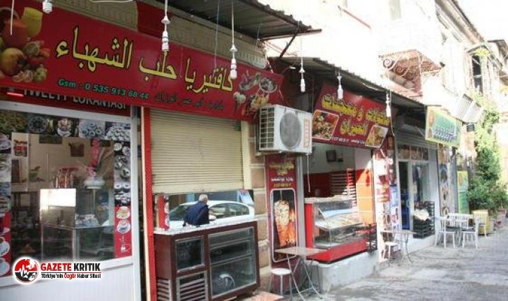 Hızla artan 'Suriyeli Esnaf' sayısındaki artış...