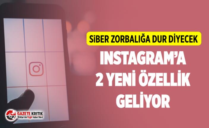 Instagram Siber Zorbalığı Önlemek için Yeni Özelliklerini...