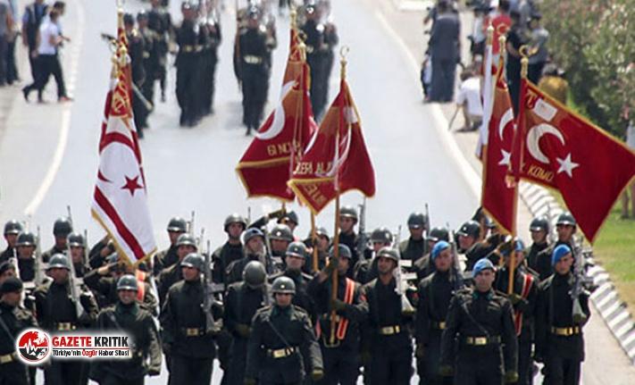 Kıbrıs'ta Barış ve Özgürlüğün 45'inci yılı kutlanıyor