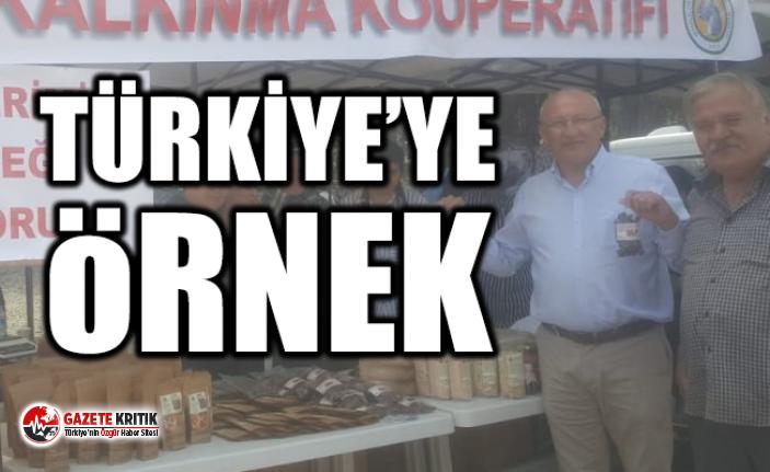 """""""Kırsalı Kalkındırma Projeleri tüm Türkiye'ye örnek"""""""