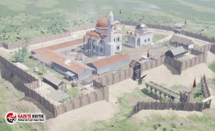 Macaristan'da Kanuni Sultan Süleyman'ın mezarı...