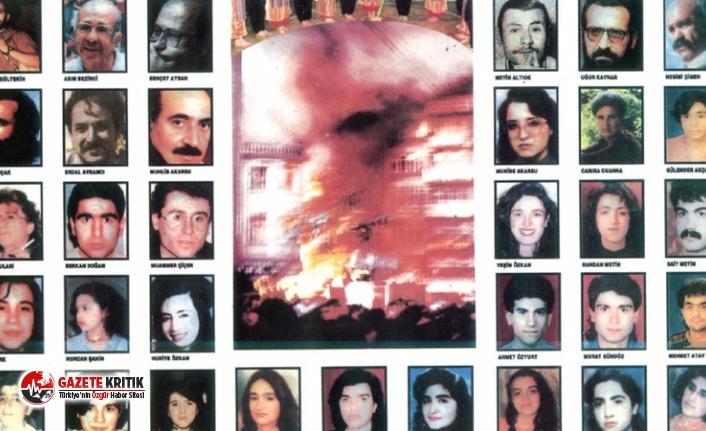 """""""Madımak katliamının 9 sanığı Almanya'da..."""