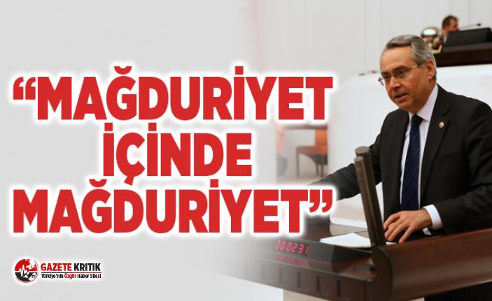 """""""MAĞDURİYET İÇİNDE MAĞDURİYET"""""""