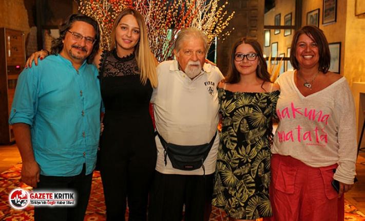 Manço ailesi doğum gününde buluştu