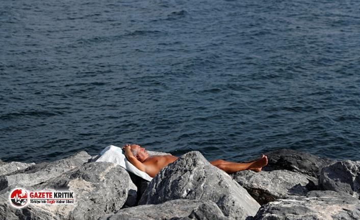 Marmara'da sıcaklık artıyor