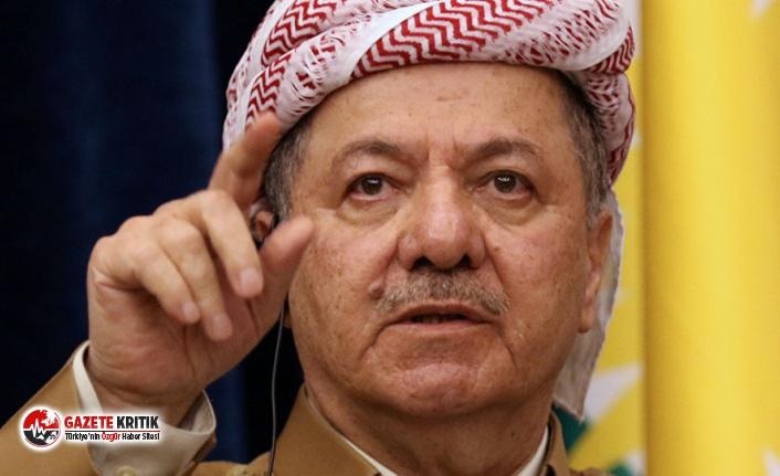 Mesud Barzani'den Erbil saldırısına ilişkin açıklama