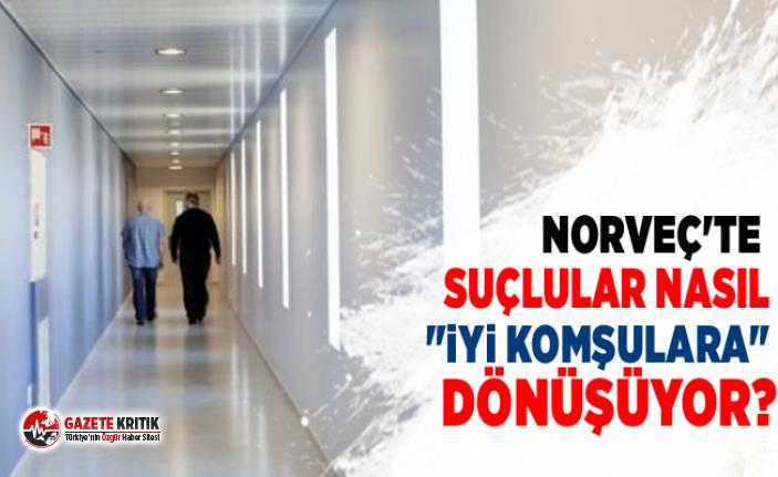 "Norveç'te suçlular nasıl ""iyi komşulara""..."