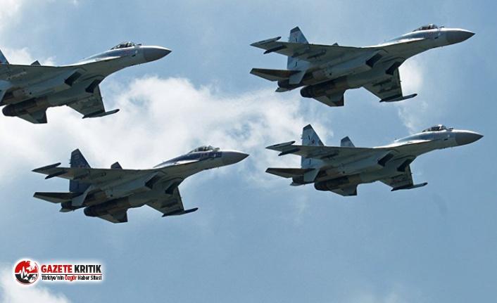 Rusya: Türkiye isterse Su-35 savaş uçaklarının teslimatı hakkında konuşmaya hazırız