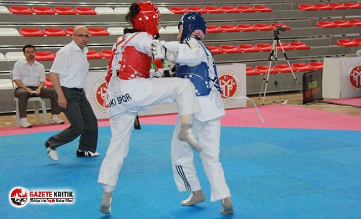 Türkiye Tekvando Şampiyonası Sivas'ta başladı