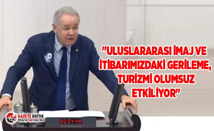 """""""ULUSLARARASI İMAJ VE İTİBARIMIZDAKİ GERİLEME,..."""