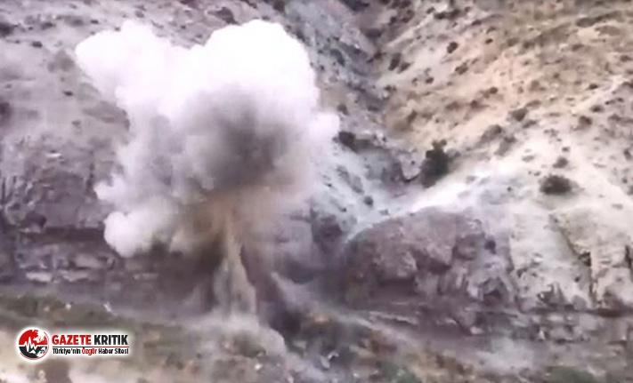 Van'da PKK'ya ağır darbe