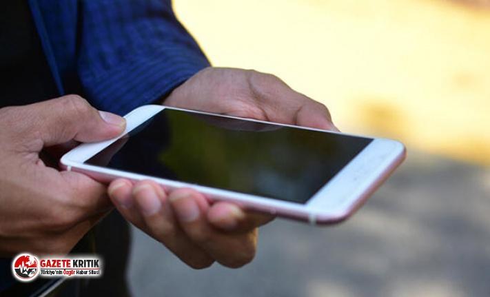 Yurt dışından getirilen telefonları 100 liraya...