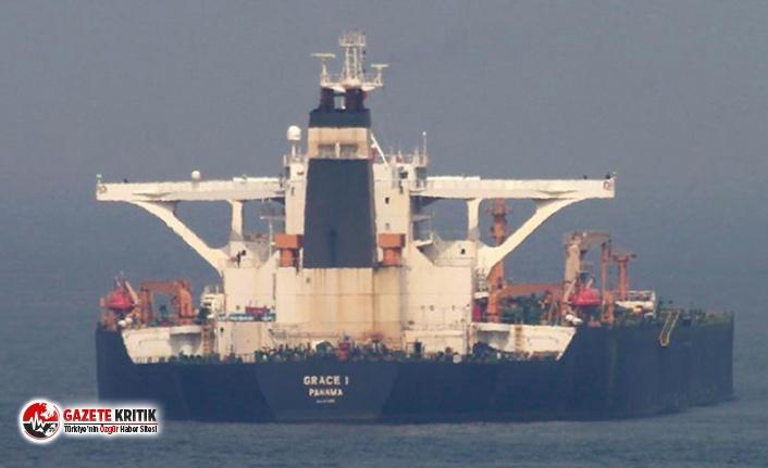ABD, alıkonulan İran tankerinin serbest bırakılmaması...
