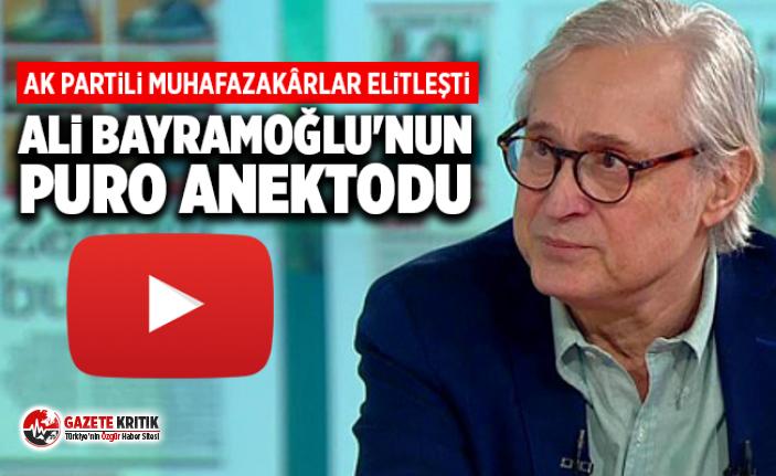 AK Partili muhafazakarlar elitleşti : Ali Bayramoğlu'nun...