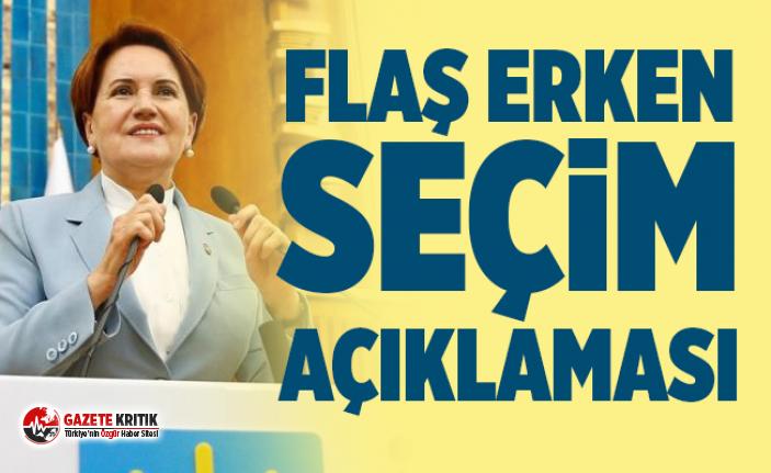 Akşener: Babacan ve Davutoğlu'nun önünü...