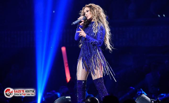 Antalya'da konser verecek Jennifer Lopez'i...