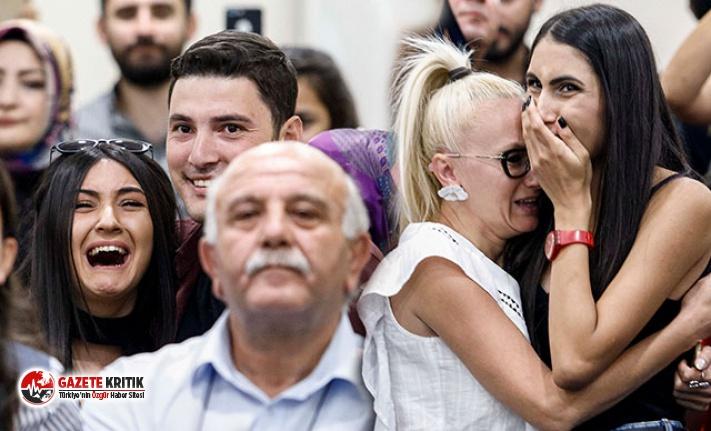 Atama sonuçları açıklandı; adaylar sevinç gözyaşı döktü