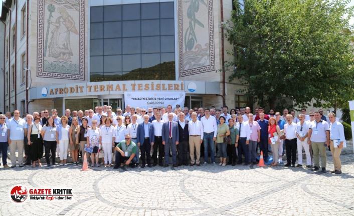 BALIKESİR'İN HALKÇI BELEDİYELERİ EDREMİT'TE...