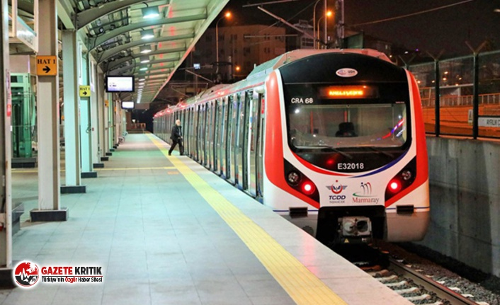Bayramda Marmaray ücretli, Metro ücretsiz! Neden...