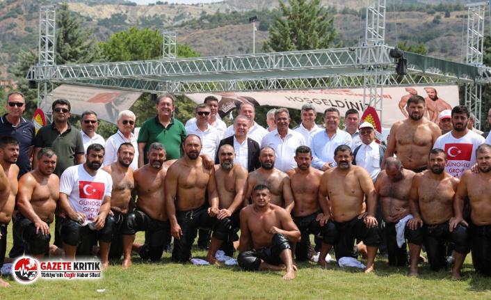 Burdur Belediyesi 2. Yağlı Pehlivan Güreşleri Final Haberi