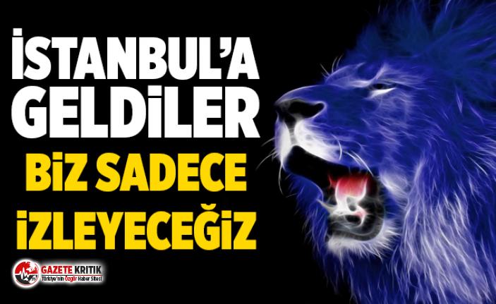 Chelsea Süper Kupa Finali için İstanbul'a...