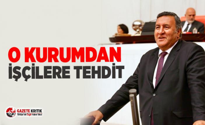 CHP'li Gürer:Karayolları işçisinin hak arama...