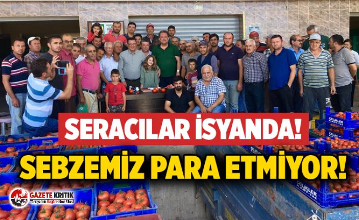 CHP'Lİ ÖZER: ÇİFTÇİ, GÜBRECİ, FİDECİ,...