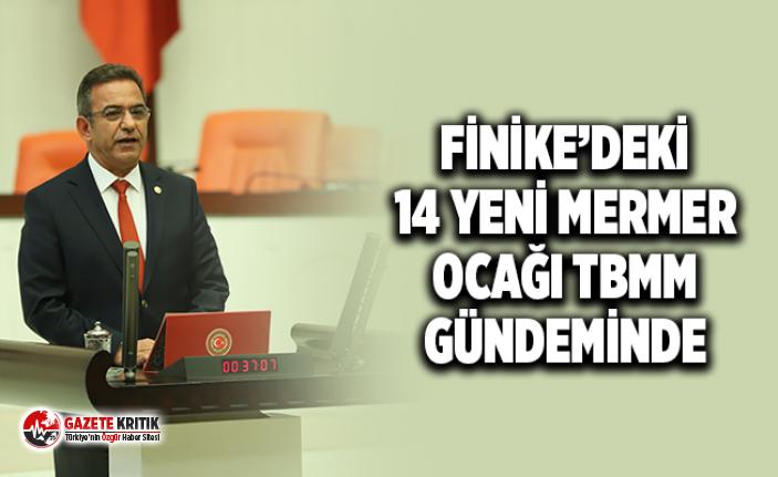 """CHP'Lİ BUDAK: """"DOĞAYI KATLETMEK GELECEĞİMİZİ..."""