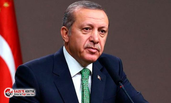 Cumhurbaşkanı Erdoğan'dan, Bakan Yardımcısı Dursun için taziye mesajı