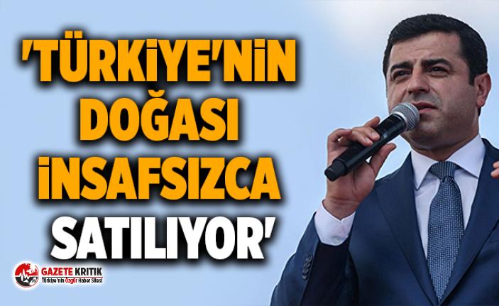 Demirtaş'tan Babacan yorumu: İleri demokrasinin...