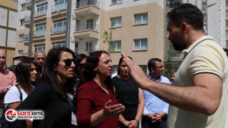 Diyarbakır ve Van'da HDP'lilere polis müdahalesi