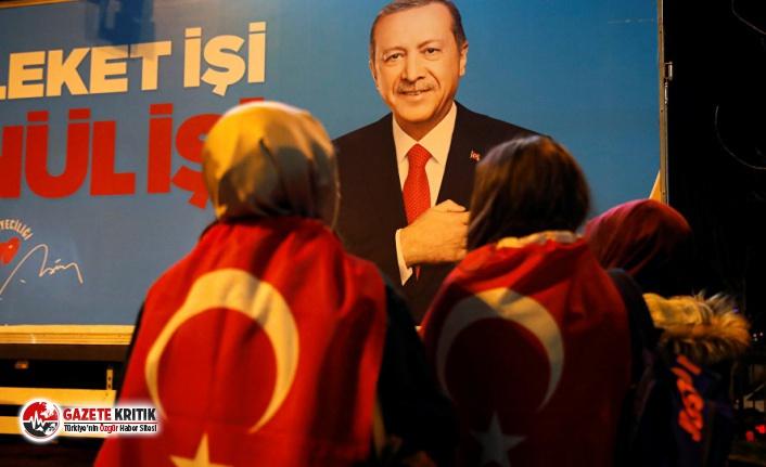 Erdoğan'dan AK Parti'nin 18. yılına dair...