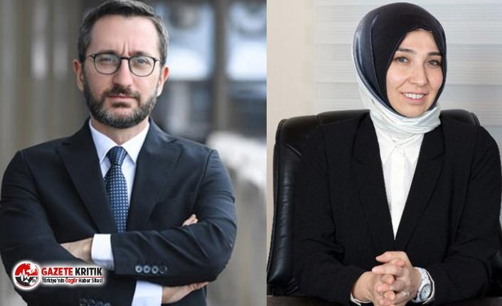 """""""Fahrettin ve Fatmanur Altun'dan, belediyelere..."""