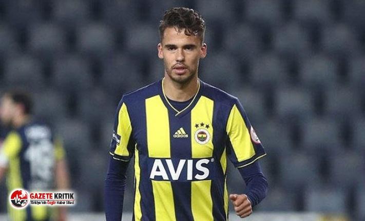 Fenerbahçe'de Diego Reyes ile yollar ayrıldı