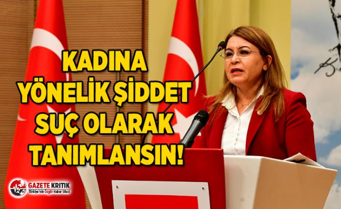GÜLİZAR BİÇER KARACA'DAN KADIN CİNAYETLERİ...