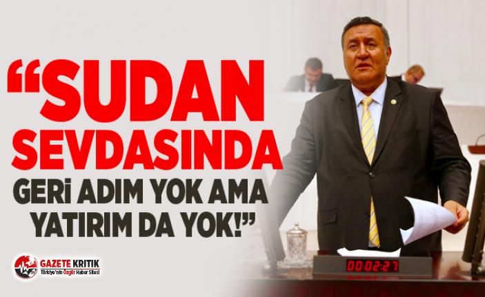 """Gürer: """"SUDAN sevdasında geri adım yok ama 5 yıldır yatırım da yok!"""""""