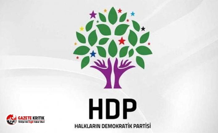 HDP, Davutoğlu'nun Çözüm Süreci açıklamalarına Meclis araştırması istedi