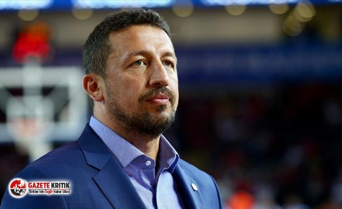 Hidayet Türkoğlu'ndan FIBA'ya tepki: Hakemleriniz,...