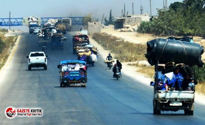 """""""İdlib'den Türkiye'ye gelenlerin büyük çoğunluğu El Kaide uzantıları"""""""