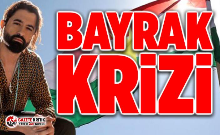 IKBY bayrağını indirttiği iddia edilen Koray Avcı'dan açıklama