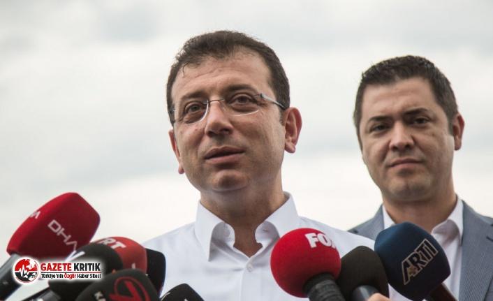 İmamoğlu: Erdoğan ne kadar sembolikse ben de o...