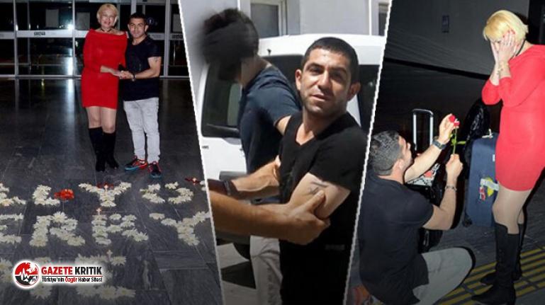 İngiliz kadına dehşeti yaşatmıştı! İzmir'de yakalandı