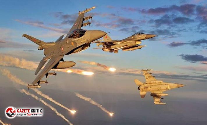 Irak kuzeyinde 6 terörist etkisiz hale getirildi