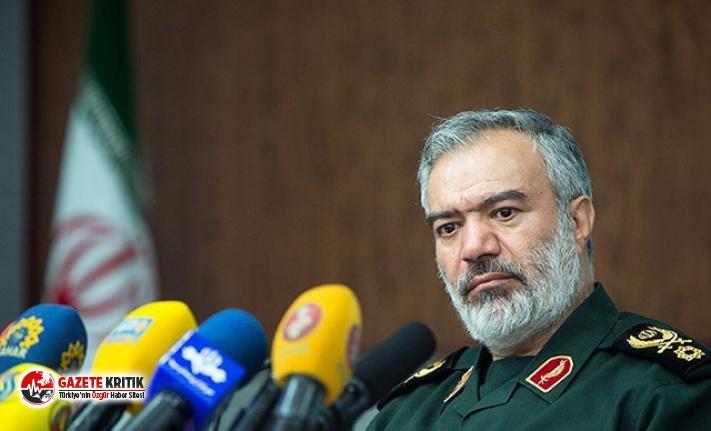 İranlı Amiral: ABD ve İngiltere'ye tarihi ders verdik